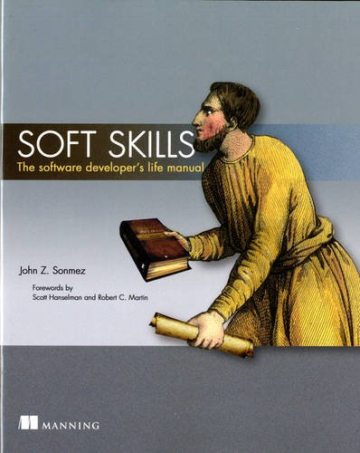 معرفی کتاب Soft Skills : The software developer's life manual